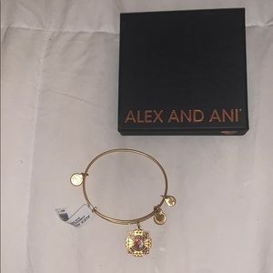 NWT Alex and Ani Bride Bangle